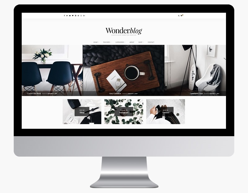 wonderblog wordpress theme
