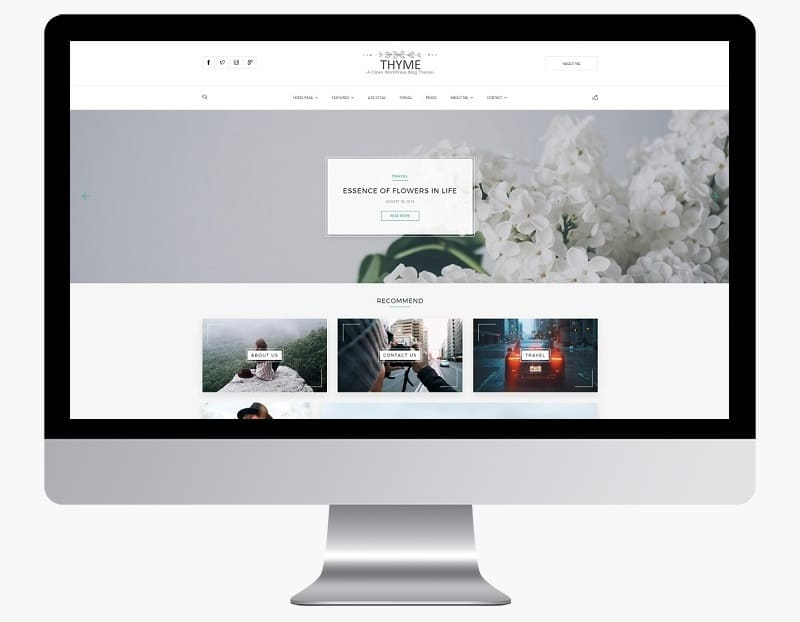 boombox wordpress theme