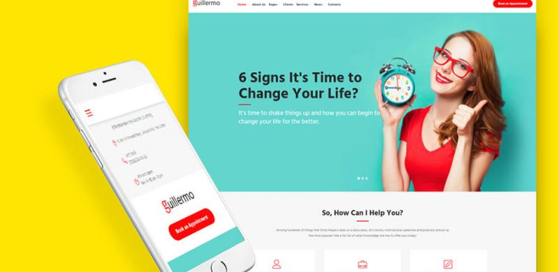 24 WordPress Themes For Clubs And Organizations 2019